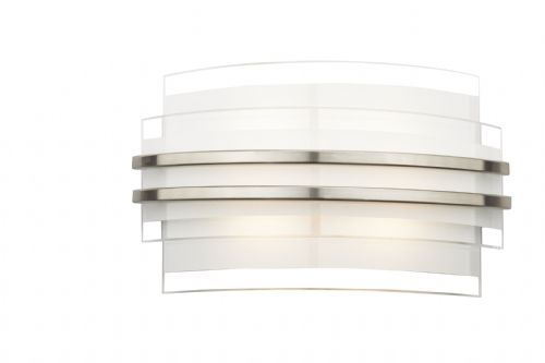 Sector Double Trim Led Wall Bracket Small (Class 2 Double Insulated) BXSEC072-17